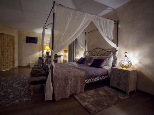Riad Medina Mudejar - Toledo - Makuuhuone