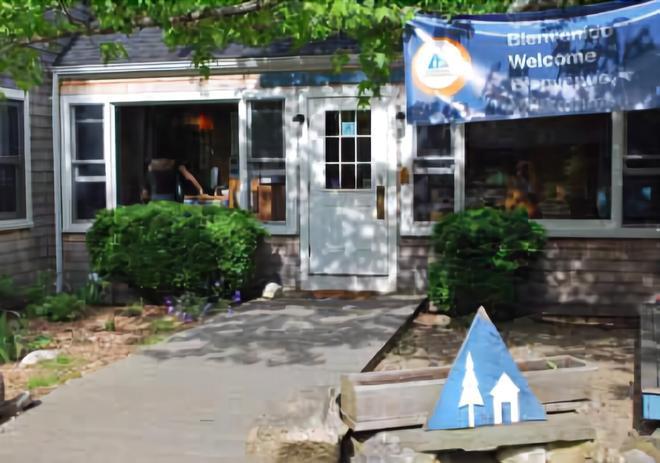 HI Martha's Vineyard - Vineyard Haven - Vista del exterior