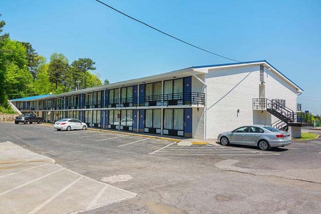 Motel 6 Cleveland - Tn - Cleveland - Building