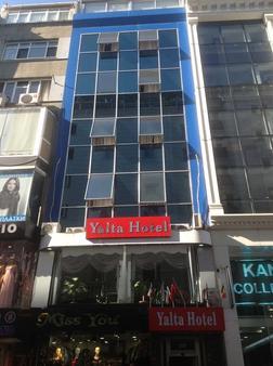 Yalta Hotel - Istanbul - Toà nhà