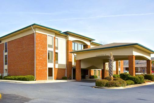 Country Inn & Suites by Radisson, Alpharetta, GA - Alpharetta - Building