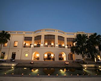 Taj Nadesar Palace,Varanasi - Varanasi - Bâtiment