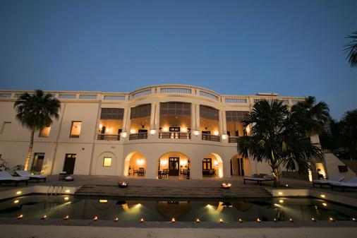 Taj Nadesar Palace,Varanasi - Vārānasi - Κτίριο