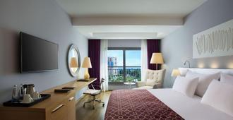 Akra V Hotel - Antalya - Romfasiliteter