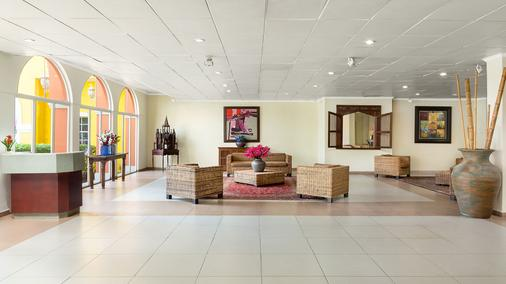 Holiday Beach Resort and Casino - Willemstad - Lobby