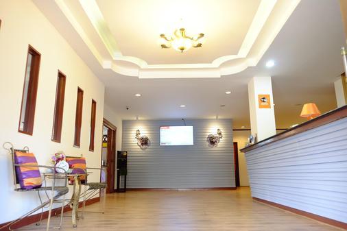 Studio Khon Kaen By Icheck Inn - Khon Kaen - Front desk