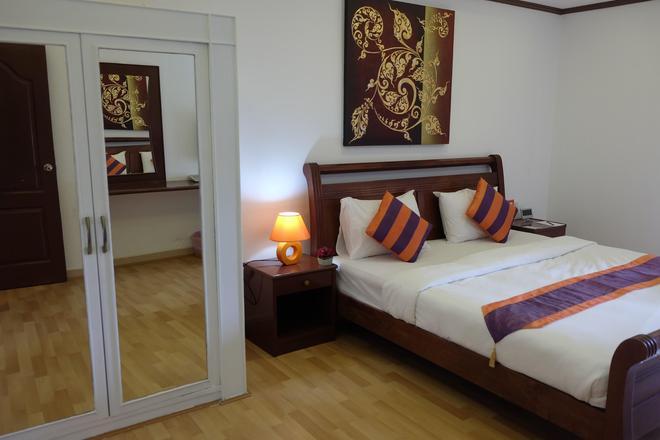Studio Khon Kaen By Icheck Inn - Khon Kaen - Bedroom