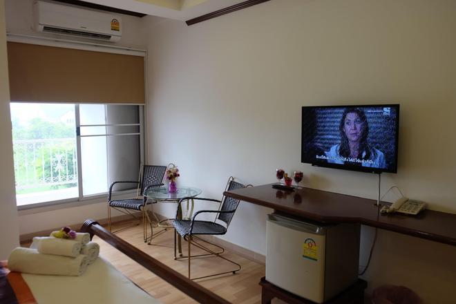 Studio Khon Kaen By Icheck Inn - Khon Kaen - Living room
