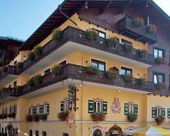 Hotel Gasteinerin - Bad Hofgastein - Building