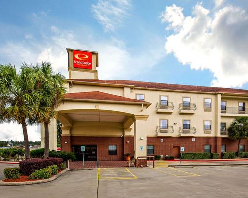 Econo Lodge Inn & Suites - Beaumont - Κτίριο