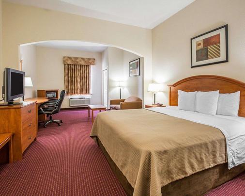 Econo Lodge Inn & Suites - Beaumont - Κρεβατοκάμαρα