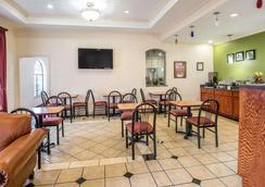 Econo Lodge Inn & Suites - Beaumont - Εστιατόριο