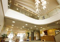 Hotel Hiruzen Hills - Maniwa - Recepción