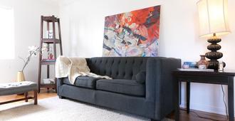 Dallas: Private 2b/2b Home Near Bishop Arts - Dallas - Sala de estar