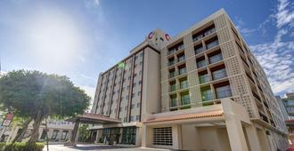 Community & Spa Naha Central Hotel - Naha - Bygning