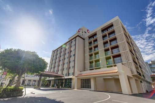 โรงแรมคอมมูนิตี แอนด์ สปา นาฮะ เซ็นทรัล - นาฮะ - อาคาร