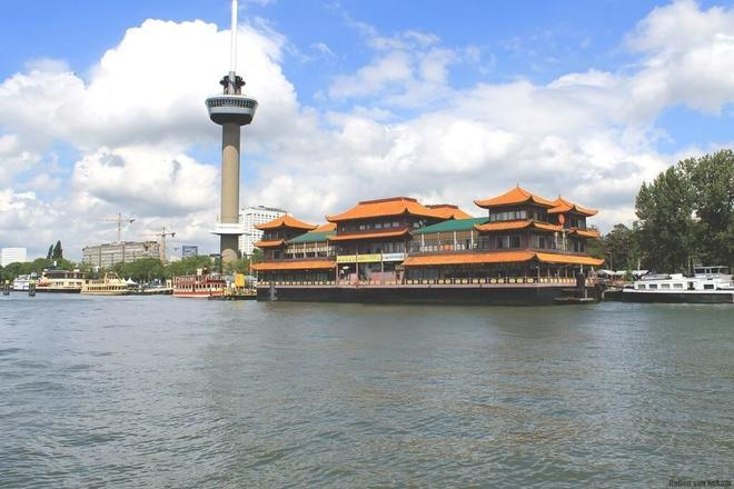 Hotel New Ocean Paradise - Rotterdam - Vista del exterior