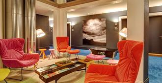 Top Hotel Restaurant Anker Luzern - Lucerne - Lounge