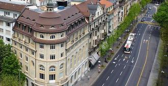 Top Hotel Restaurant Anker Luzern - Luzerne - Utsikt