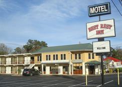 Best Rest Inn - Jacksonville - Building