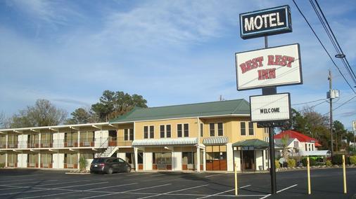 Best Rest Inn - Jacksonville - Gebäude