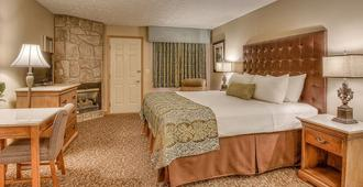 Accommodation By Willow Brook Lodge - Pigeon Forge - Phòng ngủ