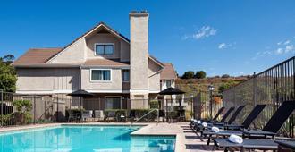 Residence Inn by Marriott San Diego La Jolla - San Diego - Pool