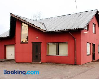 Motelis Astarte - Koknese - Building