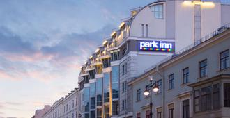 Park Inn by Radisson Nevsky St. Petersburg - San Petersburgo - Edificio