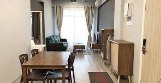 Seaview Apartment - Langkawi - Phòng ăn