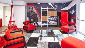 Kyriad Colmar Centre Unterlinden - Colmar - Lounge