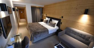 Park Hotel Suisse & Spa - Chamonix - Bedroom
