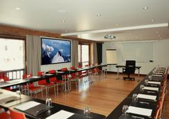 Park Hotel Suisse & Spa - Chamonix - Meeting room