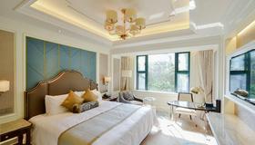 Xijiao State Guest Hotel - Shanghai - Bedroom