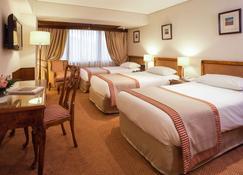 Hotel Plaza San Francisco - Σαντιάγο - Κρεβατοκάμαρα