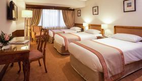 Hotel Plaza San Francisco - Santiago de Chile - Soveværelse