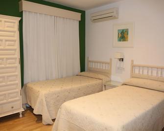 Hostal La Janda - Vejer de la Frontera - Bedroom