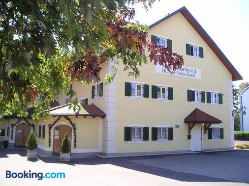 Hotel Garni Noserlgut - Linz - Building