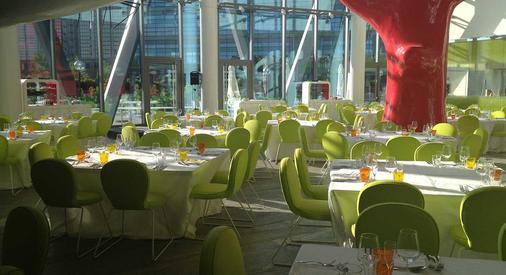 米蘭巴賽羅酒店 - 米蘭 - 米蘭 - 宴會廳