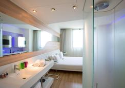 米蘭巴賽羅酒店 - 米蘭 - 米蘭 - 臥室