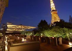 Tokyo Prince Hotel - Tokio - Kattoterassi