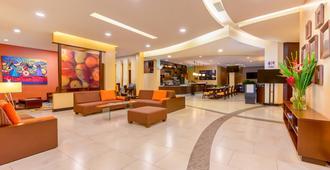 Courtyard by Marriott San Jose Airport Alajuela - Alajuela - Lobby