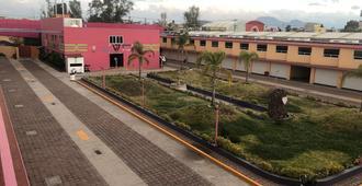 Hotel & Villas 7 - מקסיקו סיטי - נוף חיצוני