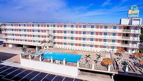 Isle of Palms Motel - Wildwood - Κτίριο