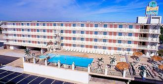 Isle of Palms Motel - Wildwood - Edificio