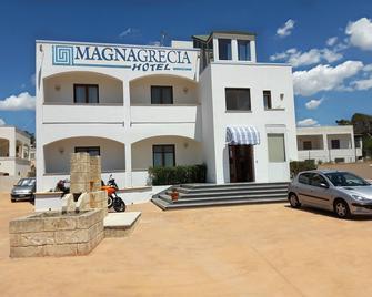 Hotel Magna Grecia - Patù - Building