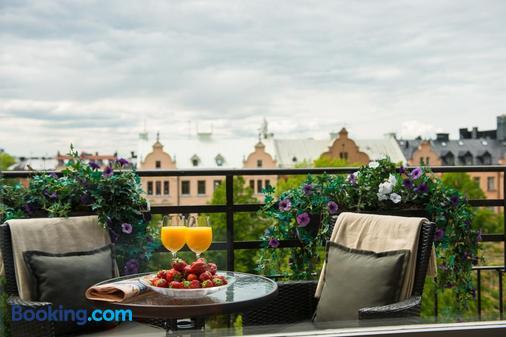 Hotel Rival - Stockholm - Balcony