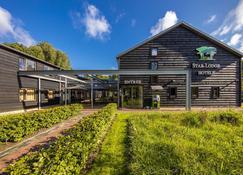 Star Lodge Hotels - Utrecht - Rakennus