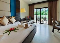 Krabi Tipa Resort - Krabi - Sovrum