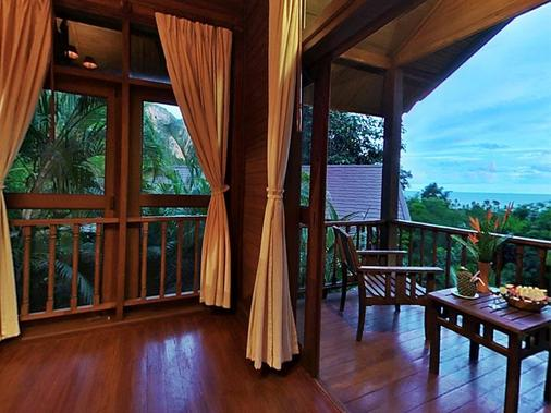 Krabi Tipa Resort - Krabi - Balcony